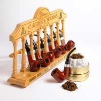 Peterson Sherlock Holmes Return Pipe Rack
