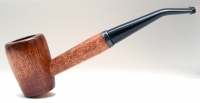 Ozark Mountain Maple Straight Corn Cob Pipe